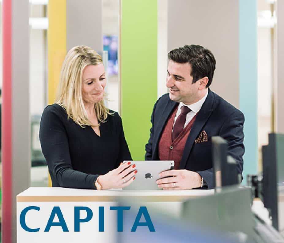 Capita Industry outsourcing