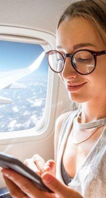 girl-on-airplane